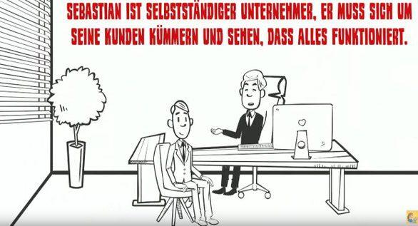 Sekretariatsservice für Selbstständige